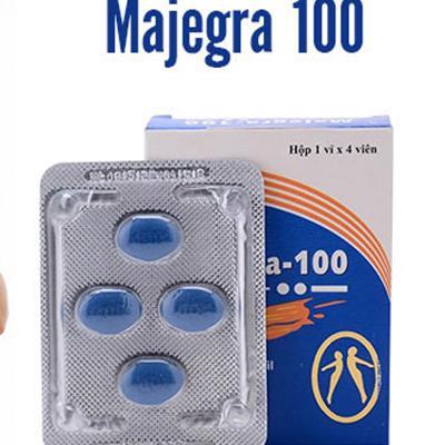 Cường dương Majegra 100mg kích dục