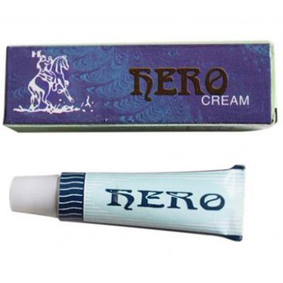 6 tuýp gel HERO CREAM chống xuất tinh sớm cho phái mạnh kích dục