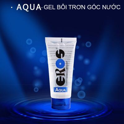 Gel bôi trơn cao cấp Eros Aqua kích dục