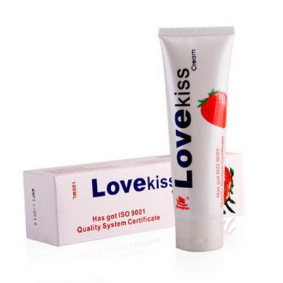 Gel bôi trơn hương dâu cao cấp Love Kiss kích dục