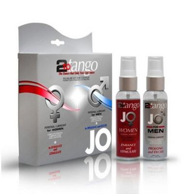 Gel tăng khoái cảm và chống xuất tinh sớm Jo 2 Tango kích dục