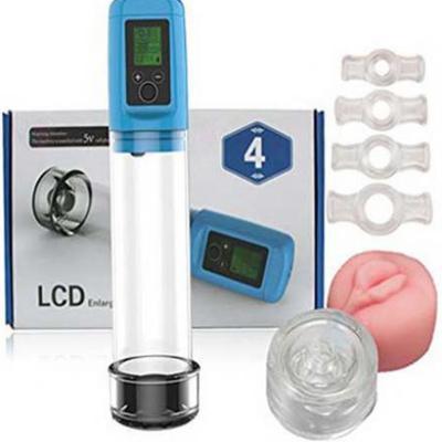 Máy tập dương vật LG 4 LCD của Mỹ kích dục