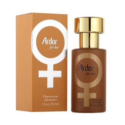Nước hoa kích dục nam Ardor for her kích dục
