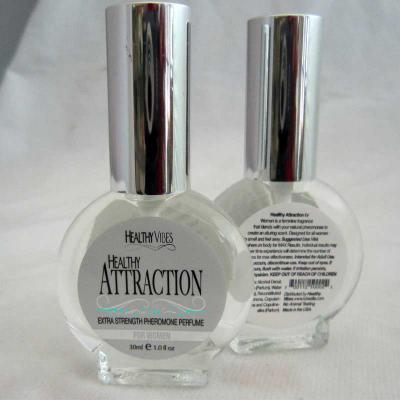 Nước hoa kích dục nữ Healthy Attraction kích dục