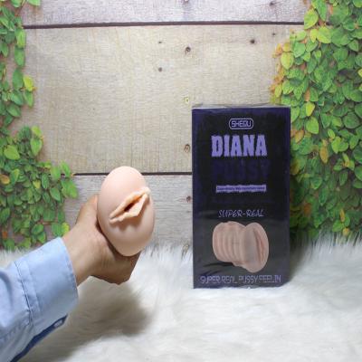 Âm đạo trần Silicon cao cấp Diana kích dục