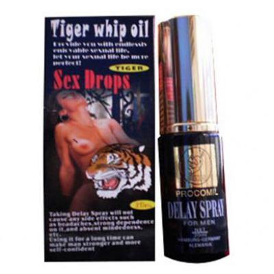 Chai Xịt Tiger Delay Spray kích dục