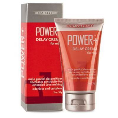 Chống xuất tinh sớm Power Delay Cream kích dục