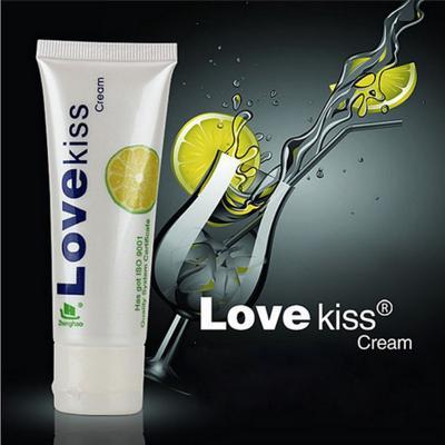 Gel bôi trơn hương chanh cao cấp Love Kiss kích dục