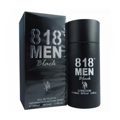 Nước hoa kích thích nữ 818 Men Black kích dục