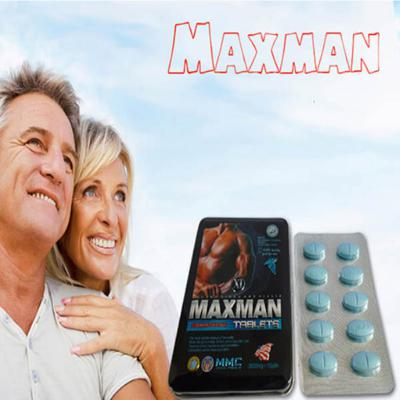 Thuốc cường dương MaxMan kích dục