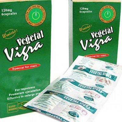 Thuốc cường dương thảo dược của Mỹ- Vegetal Vigra